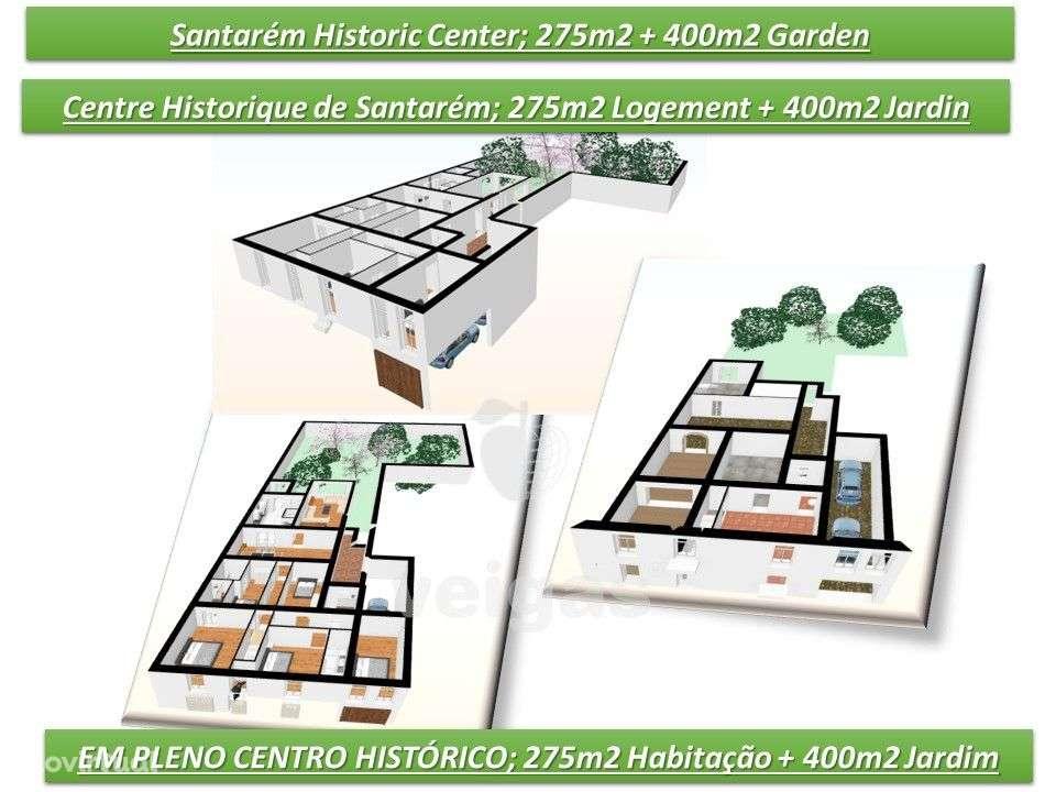 Moradia para comprar, Santarém (Marvila), Santa Iria da Ribeira de Santarém, Santarém (São Salvador) e Santarém (São Nicolau), Santarém - Foto 6