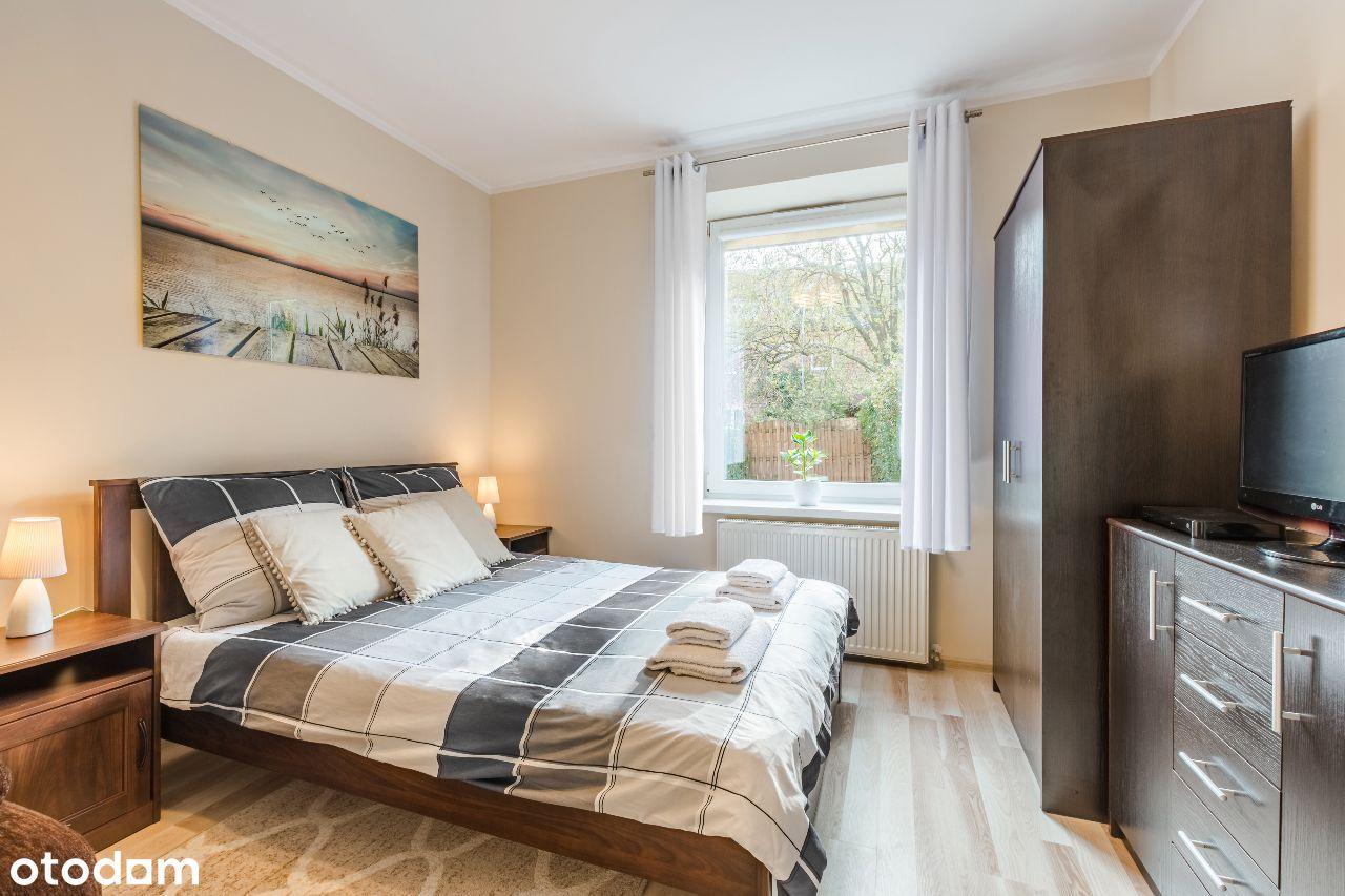 Mieszkanie 2-pokojowe z ogrodem, 48m2