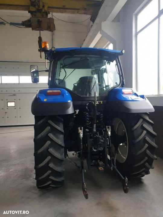 New Holland T6.125 - 3