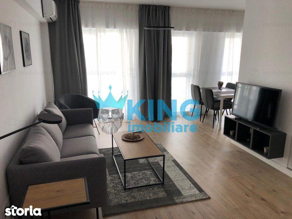 Barbu Vacarescu | Apartament 3 Camere |  Loc Parcare | Centrala Propri