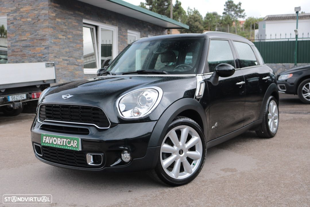 MINI Countryman Cooper S ALL4 - 1