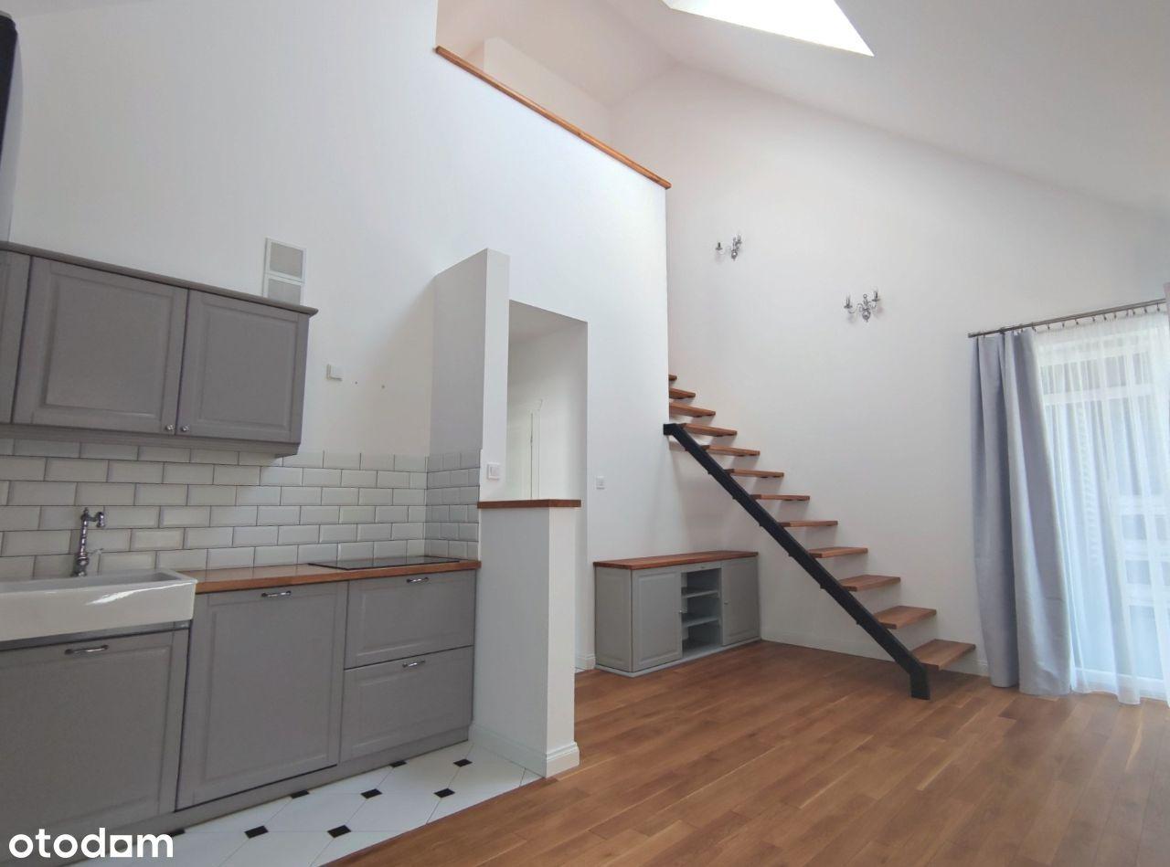 3 pokoje, antresola nowe budownictwo ul. Berensona