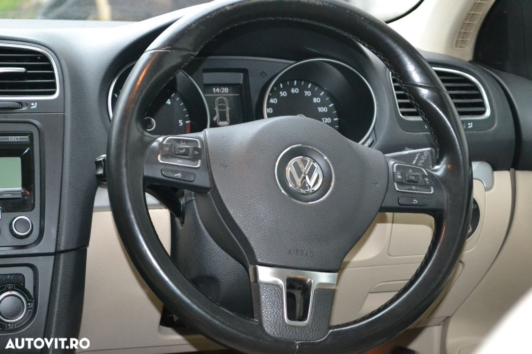 Airbag Volan Golf 6 - 1