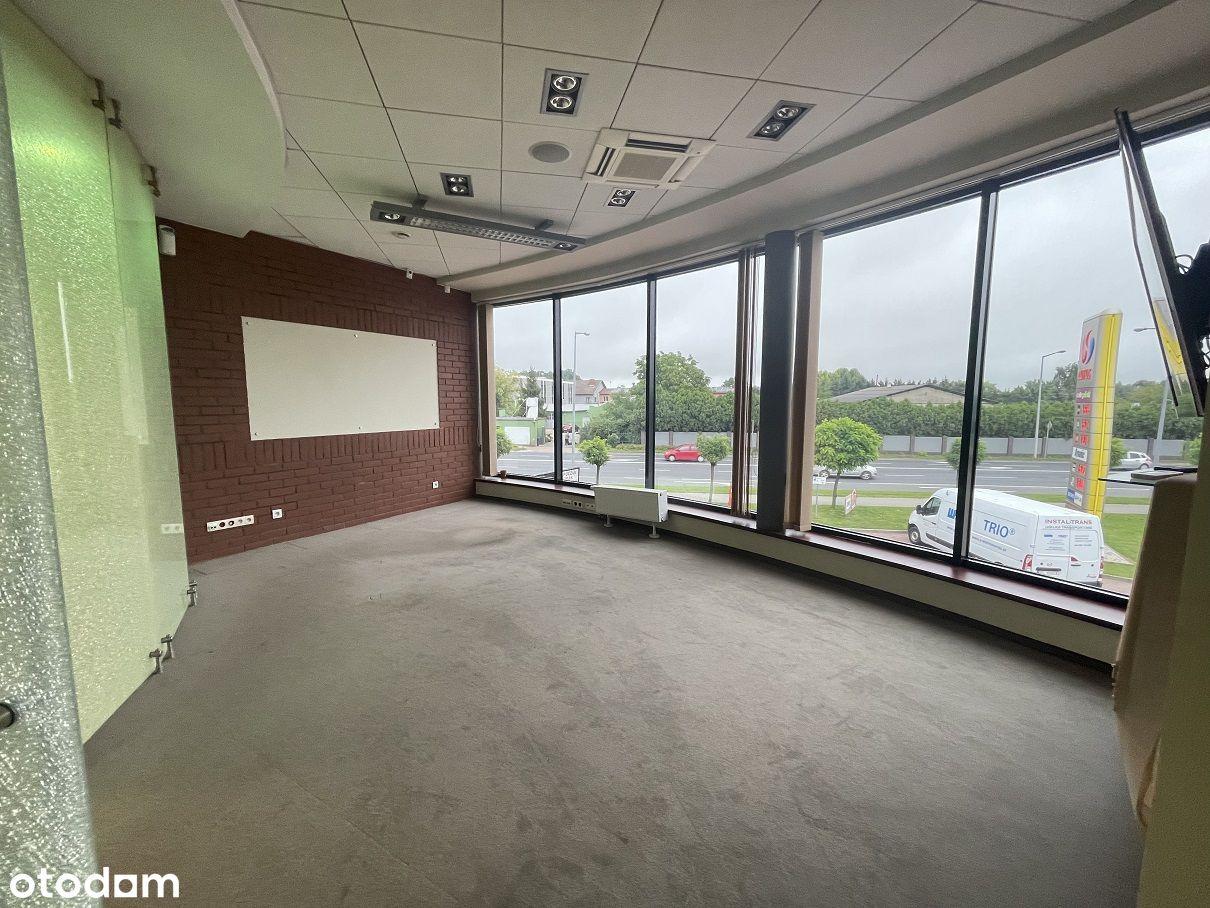 Biuro Gabinet Oszklony 130m2 wysoki standard
