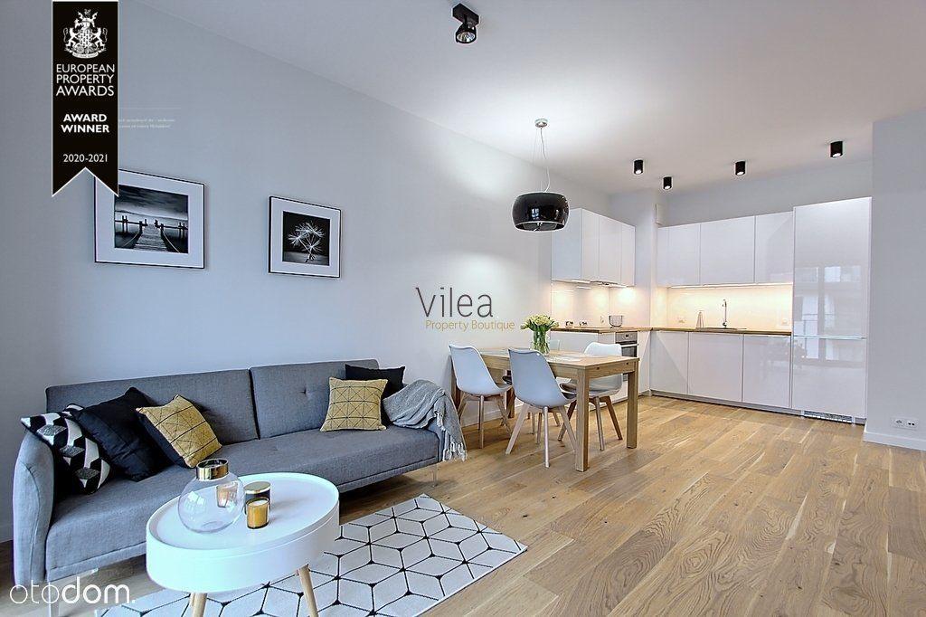 2-pokojowe mieszkanie w Miasteczku Wilanów