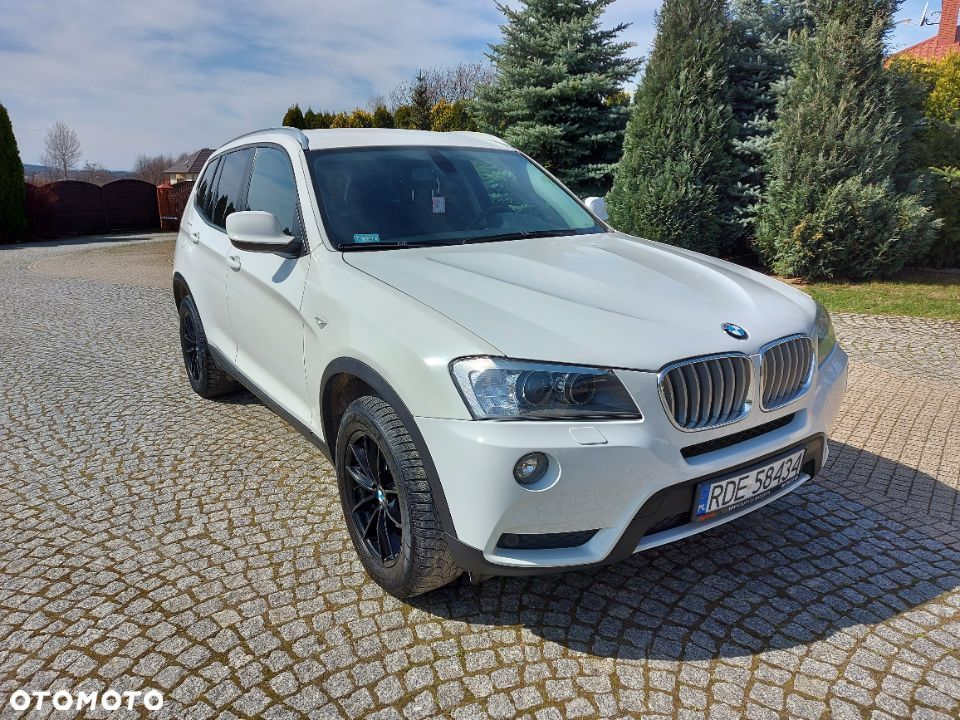BMW X3 BMW x3 XDrive 184KM!! PL Salon!! - 1
