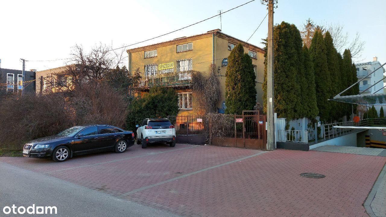 Działka inwestycyjna z WZ 1200 m2 PUM, ul. KOR