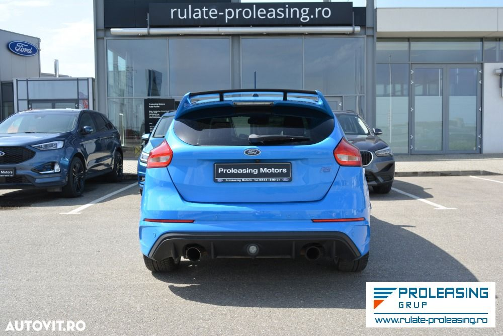 Ford Focus RS - 5