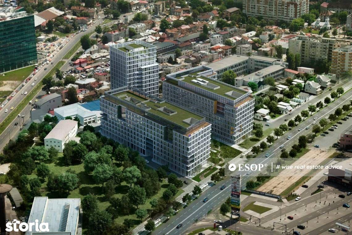 AFI Tech Park, birouri Razoare, 350 - 25.000mp, id13838.4, 0%comision