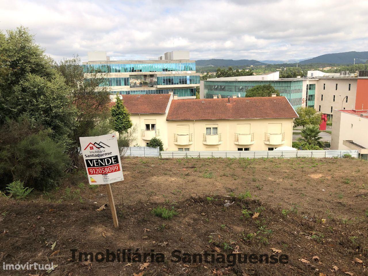Tereno para Construção no Centro de São João da Madeira