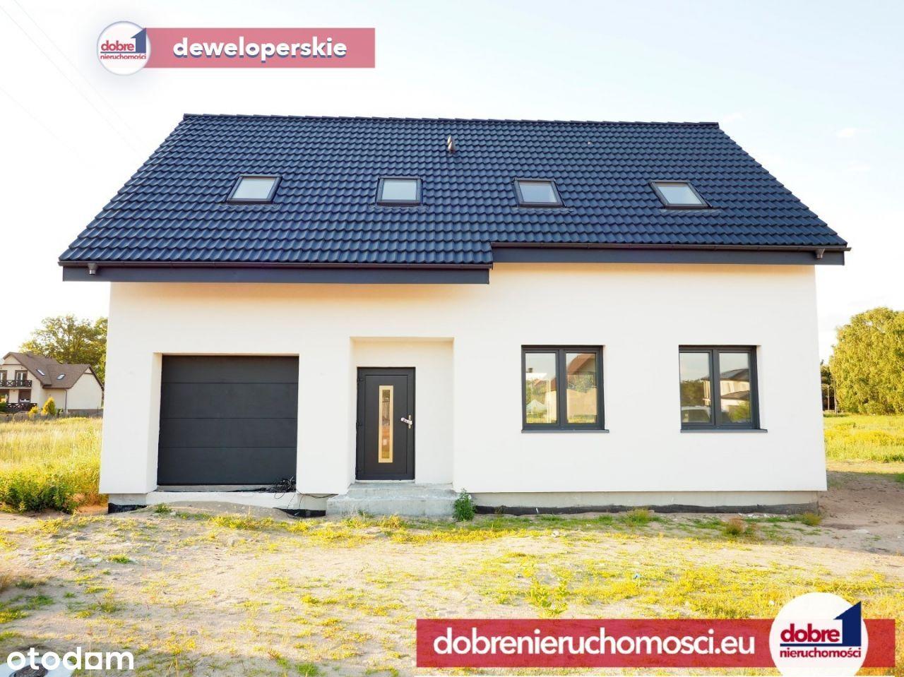 Nowoczesny dom, w doskonałym miejscu Przyłęki.