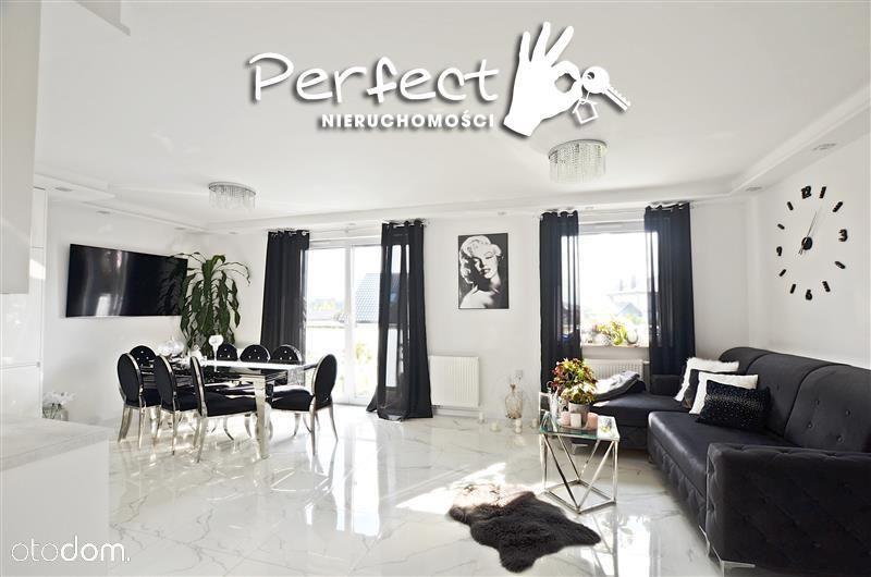 2-poziomowe mieszkanie -wysoki standard- Rubinowa!
