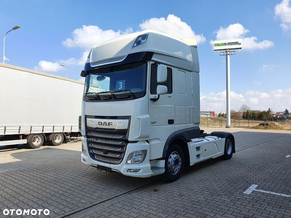 DAF XF480 Super Space  Pure Excellence 2018 - 1