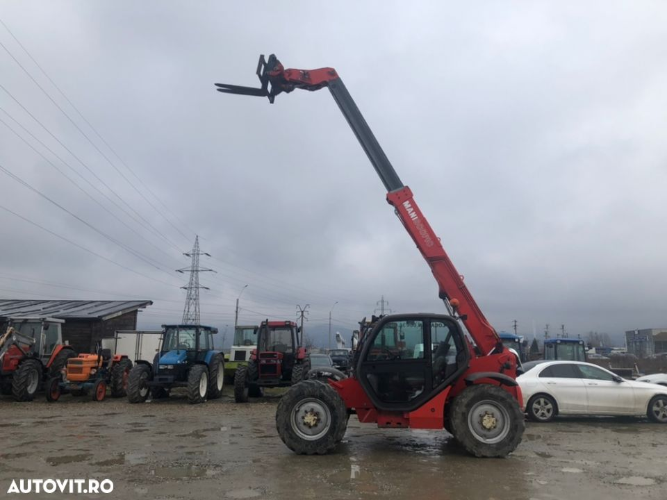 Manitou MLT 725t - 2