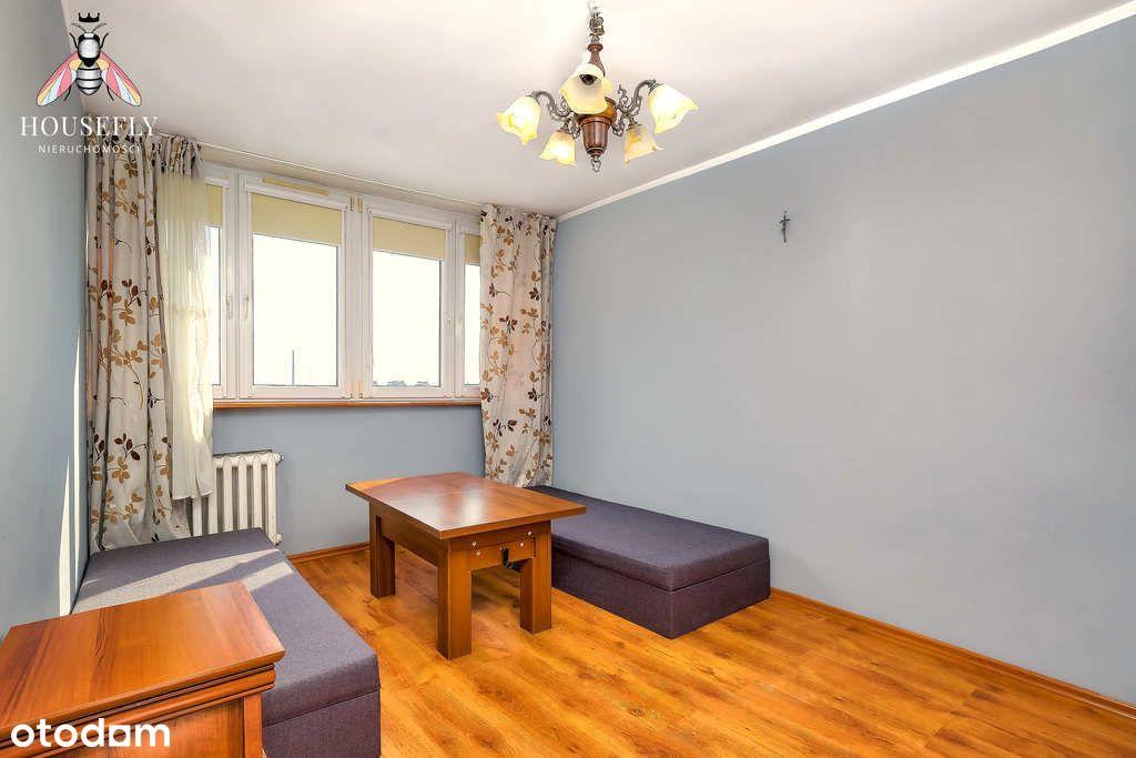 3 pokojowe mieszkanie w Polkowicach.