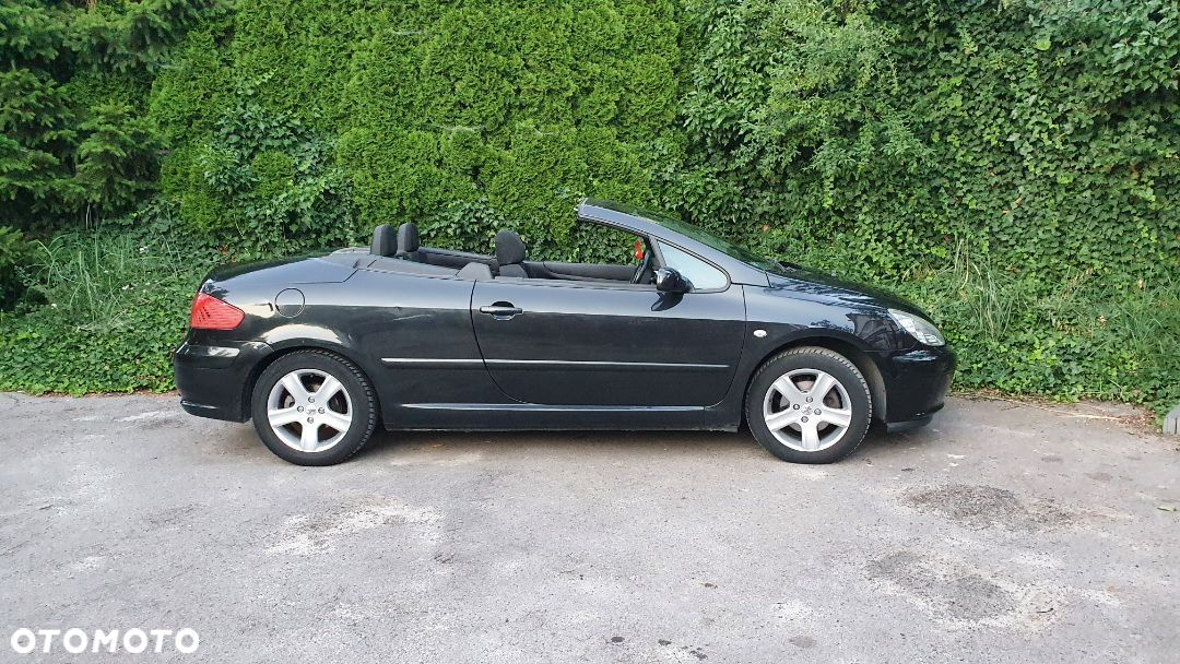 Peugeot 307 CC 2.0 benzyna - 5