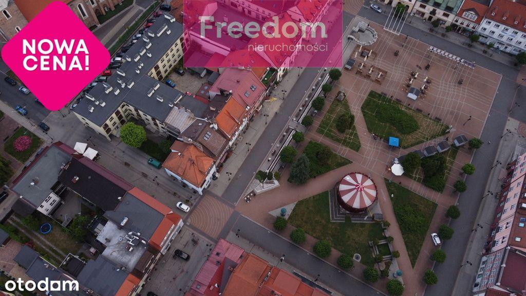 Lokal użytkowy przy samym rynku w Żorach.