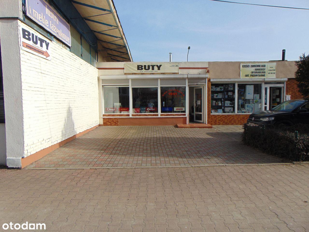 Lokal handlowo – usługowy w Lubinie