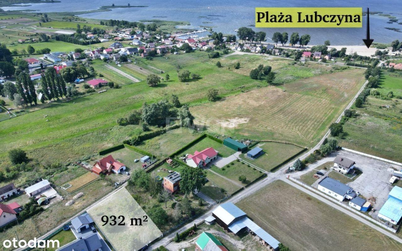 Działka, 932 m², Szczecin