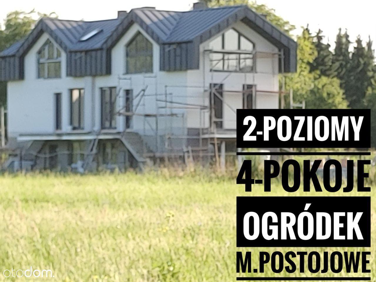 Piętro z ogrodem i miejscem postojowym Wola J.