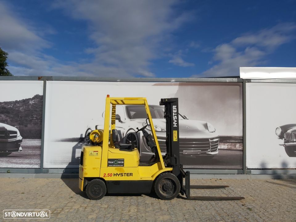 Hyster 25 - 1