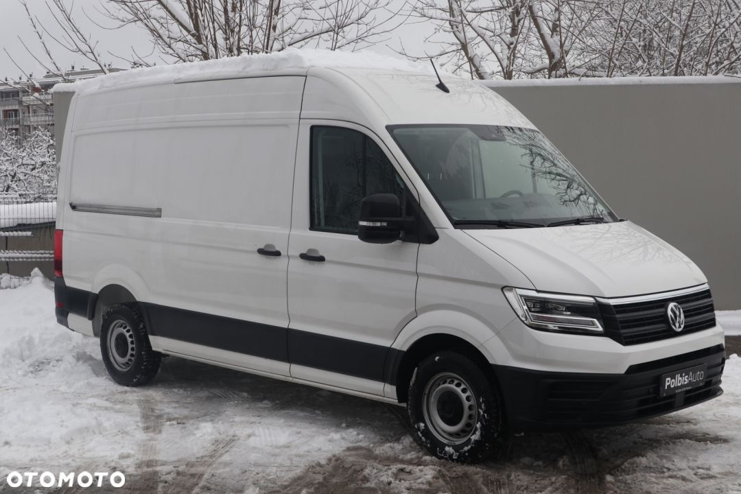 Volkswagen Crafter Furgon  Furgon 2.0 l TDI 140KM  BlueMotion Technology rozstaw osi: 3640 mm - 2