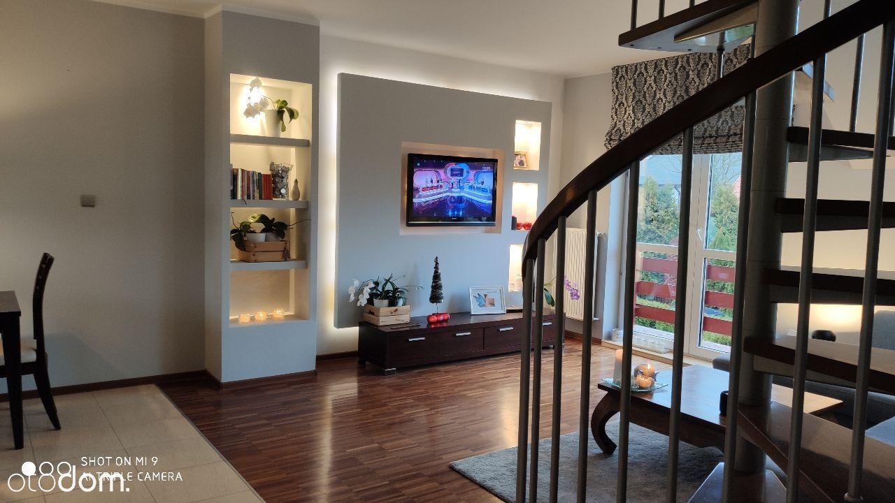 Komfortowy apartament bezczynszowy z ogródkiem