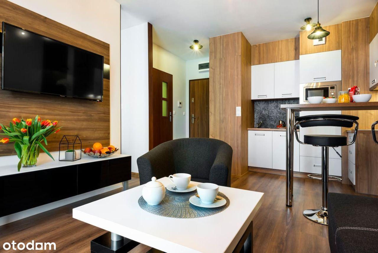 Mieszkanie 30m2, klimatyzacja, Internet+TV GRATIS