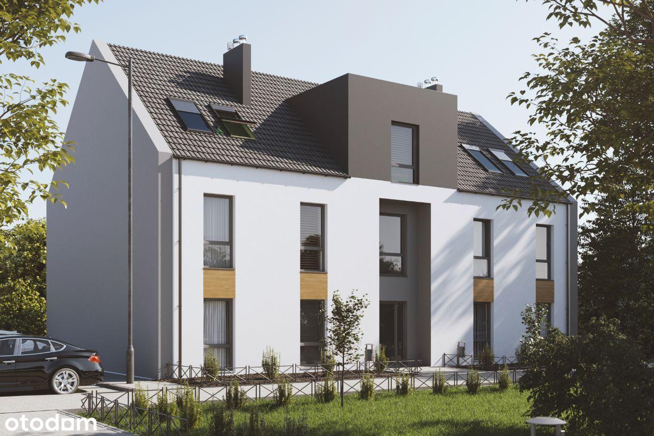 Działka z pozwoleniem na budowę domu - Jagodno