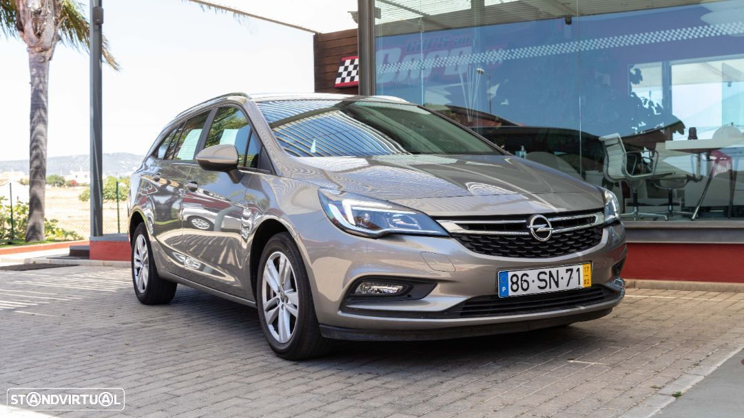 Opel Astra Sports Tourer 1.0 Edition S/S - 18