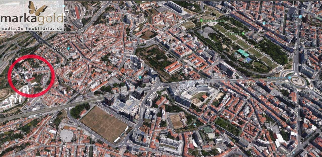 Terreno para comprar, Campolide, Lisboa - Foto 2