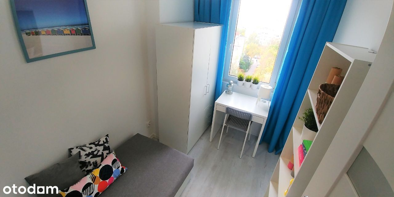 Pokój 1os. 2 łazienki. Blisko METRO i Wola Park