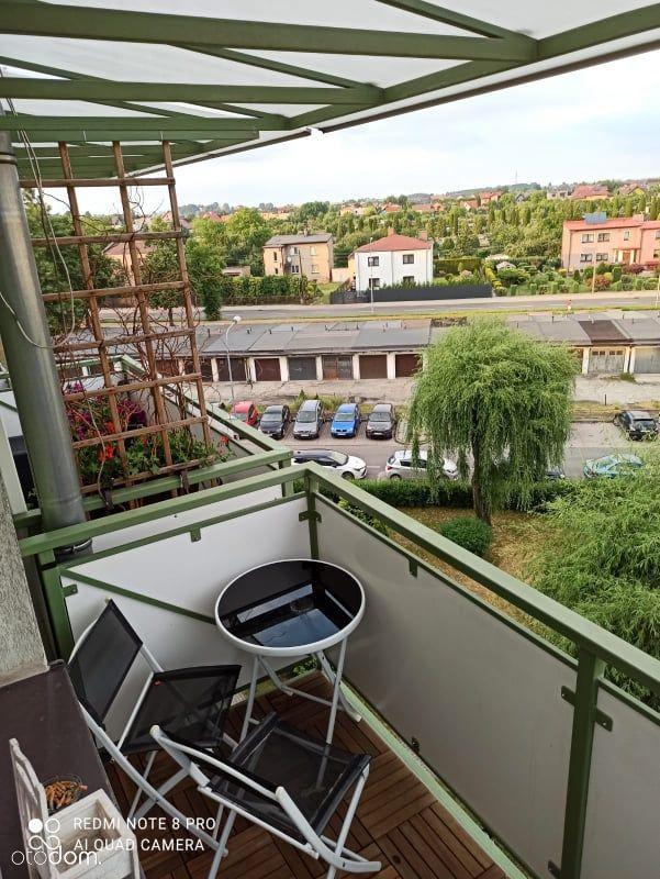 Mieszkanie 54m2 z balkonem!