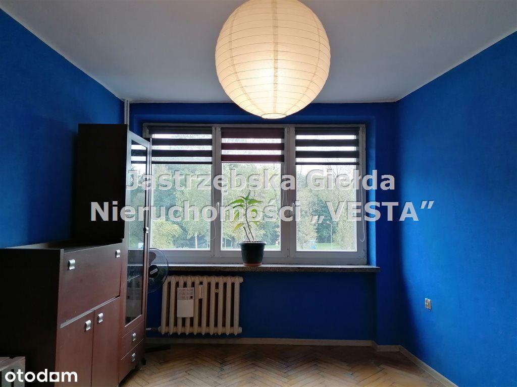 Mieszkanie, 45 m², Jastrzębie-Zdrój