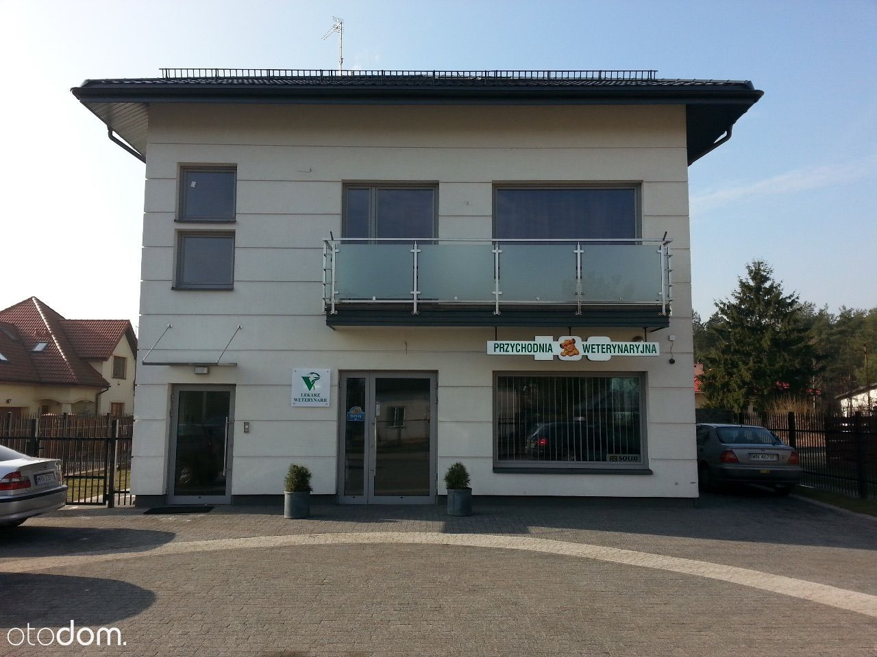 Nowoczesny lokal biurowo usługowy 70 m2