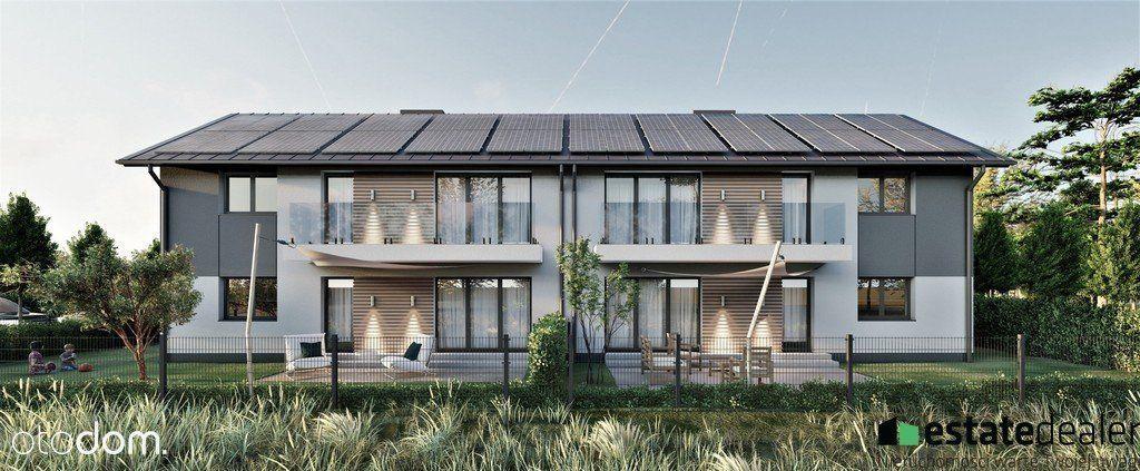 Mieszkania energooszczędne 68,88 m2 z ogródkiem