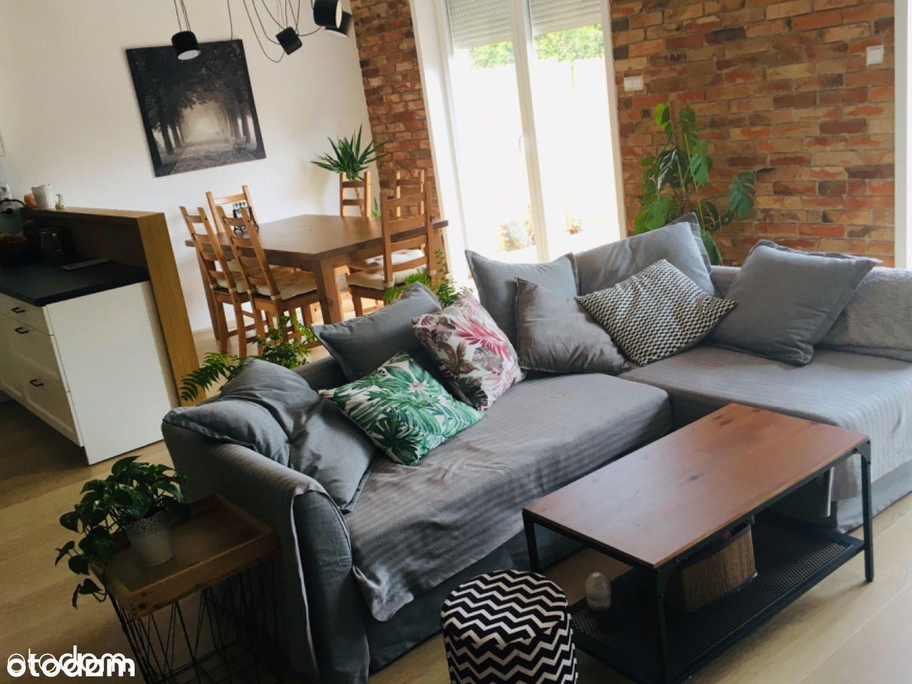 Dom w zabudowie szeregowej 151 m2 - Iwiny