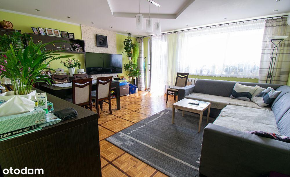 Mieszkanie 3 pokojowe 64m2 Zacisze - klimatyzacja