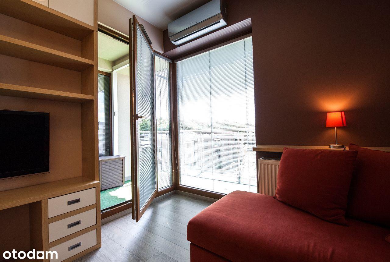 Nowoczesne umeblowane mieszkanie Kraków