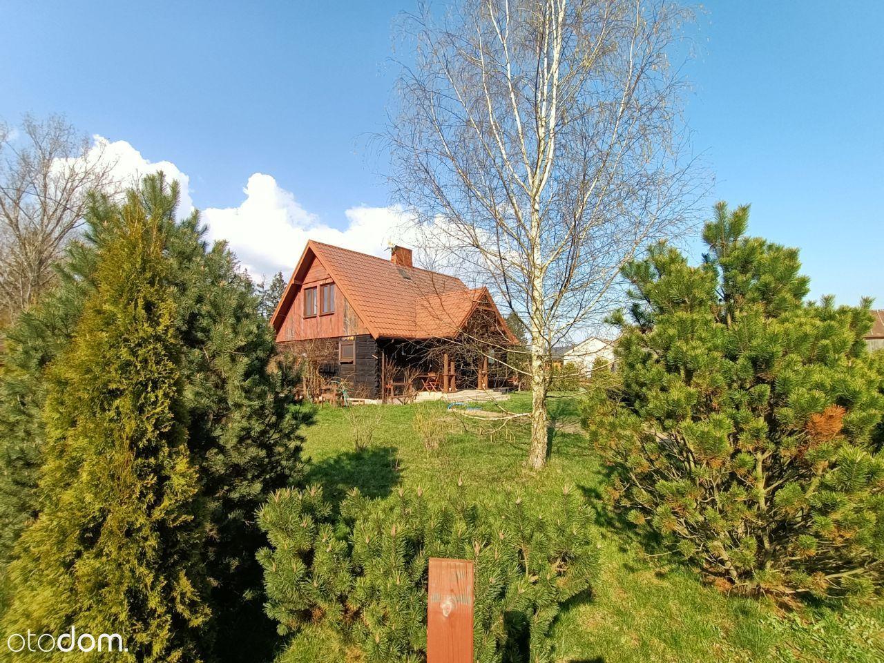 Wyjątkowa posesja 28km od Siedlec w Polków-Daćbogi