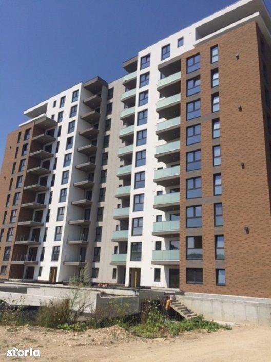 Apartament 3 camere, semifinisat, Buna-Ziua, Grand Hill Residence
