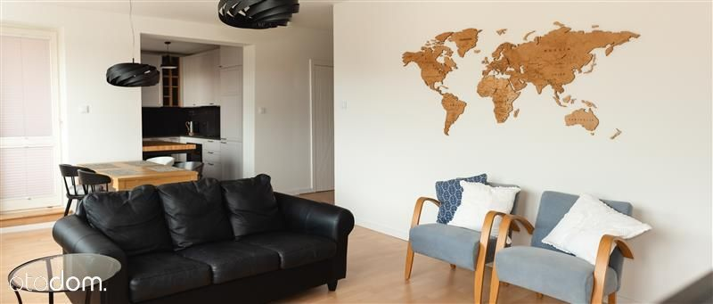 3 pokojowe mieszkanie na osiedlu Focha