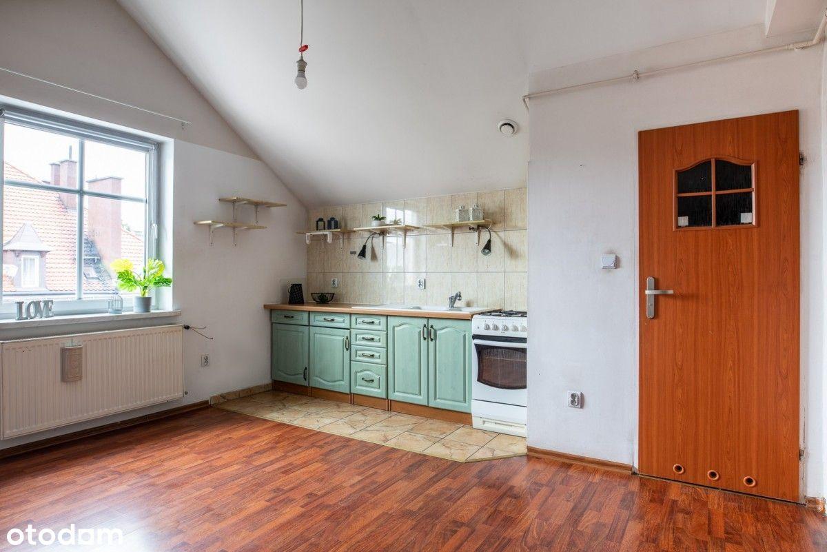 2 pokoje mieszkanie w centrum Bolesławca