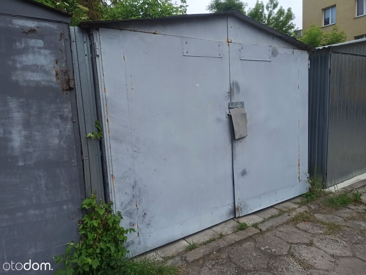 SPRZEDAM LUB WYNAJMĘ Garaż w centrum Częstochowy