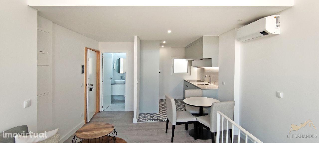 T1 Duplex Novo | Mobilado e Equipado