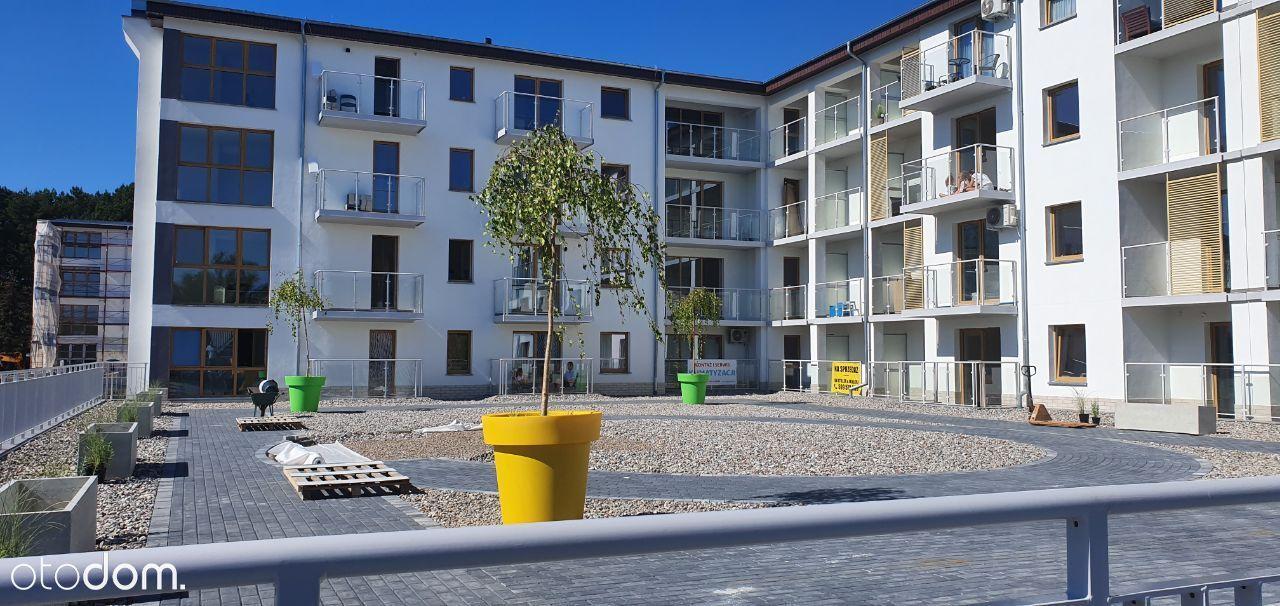 Apartament Słoneczne Tarasy ,plaża 300m,balkon 14m