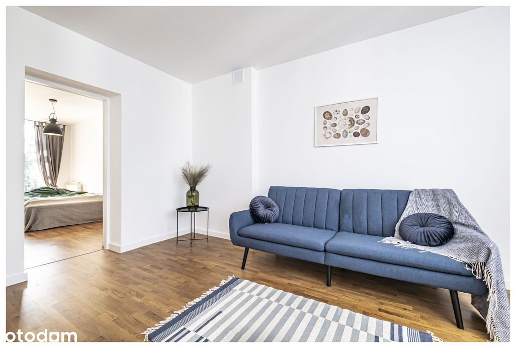 3 pokoje, plac Szembeka, 51m2