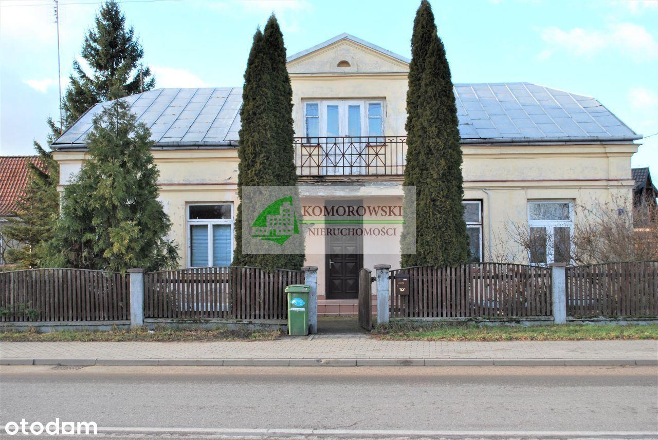 Dom - DWOREK, przy ul. Kraszewskiego