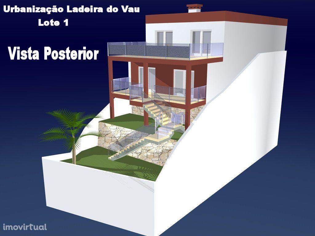 Terreno Urbano - Ladeira do Vau (SI 657)