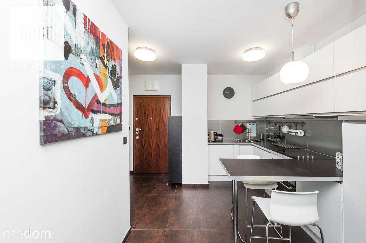 Komfortowy i kompletnie wyposażony apartament obok